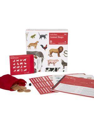 Živalski Bingo