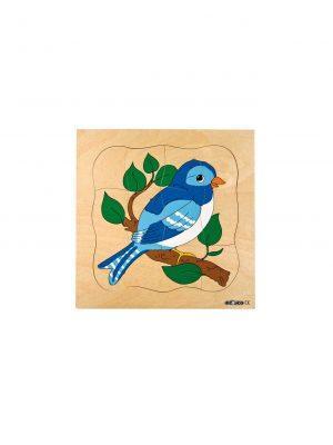 Sestavljanka Razvojne faze – Ptica