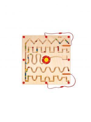 Magnetni labirint – Vzorec 1