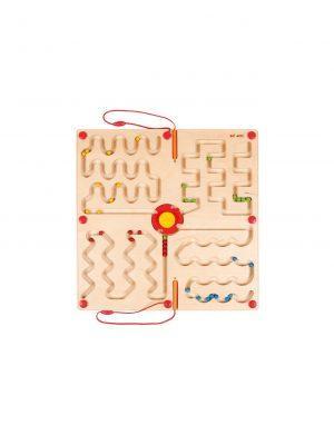 Magnetni labirint – Vzorec 2