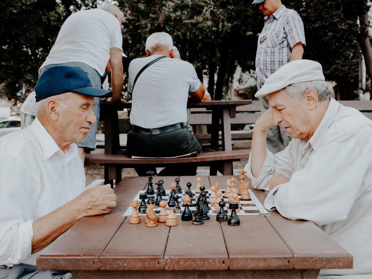 Smiselne aktivnosti za osebe z demenco