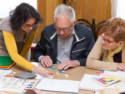 Delavnice Univerzalne preventive pred demenco za domove starejših